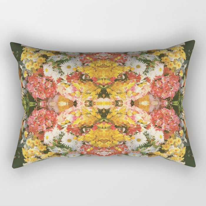 4 freedom Rectangular Pillow