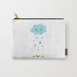 Rain Cloud Carry-All Pouch