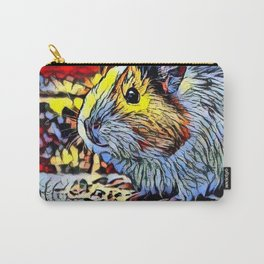 Color Kick - guina pig 2 Carry-All Pouch