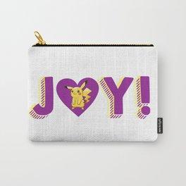 Fan JOY: Po-kee Pi-ka Carry-All Pouch