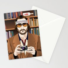 Richie Tenenbaum Stationery Cards