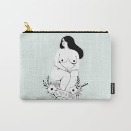 Be proud Carry-All Pouch