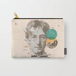 john lenon-imagine Carry-All Pouch