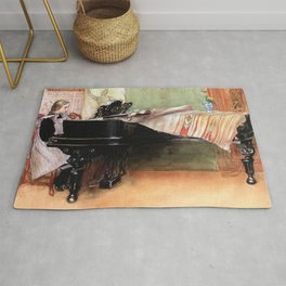 Carl Larsson Art, Skalorna Rug