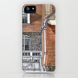 STANDEN1 iPhone Case