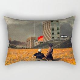 We Can Rectangular Pillow