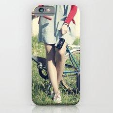 Vintage Biker iPhone 6s Slim Case