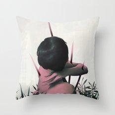 Between Rivers, Rilken No.6 Throw Pillow