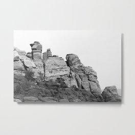 Hidden Valley Guards Metal Print