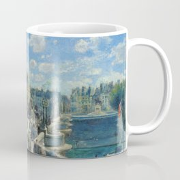 Pont Neuf Paris Painting by Auguste Renoir Coffee Mug