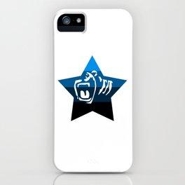 Quad Cali Blue iPhone Case