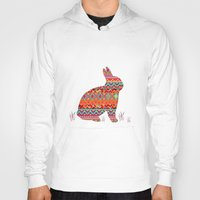 india Hoodies featuring India Style Pattern (Multicolor) by Diego Tirigall