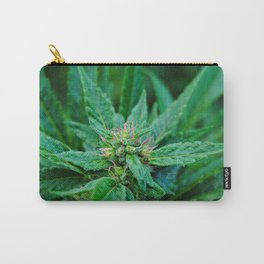 Pink Hair Carry-All Pouch