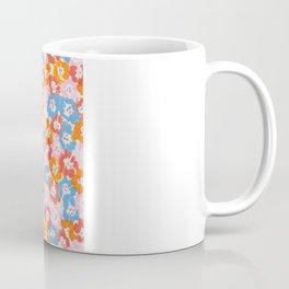 Morning Glory - Pink Multi Coffee Mug