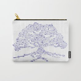 Tree of Virtues Carry-All Pouch