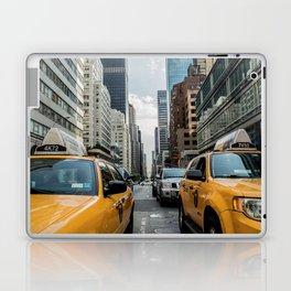 New York Taxi Laptop & iPad Skin