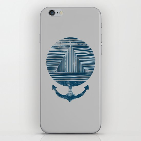 Deep End iPhone & iPod Skin