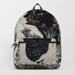 Starry Forest Backpack