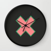 oslo Wall Clocks featuring Oslo by PAAC design