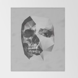 Life & Death. Throw Blanket