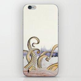 Spring Sea iPhone Skin