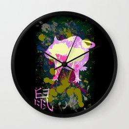 Rat from the Zodiac Wall Clock