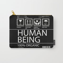 Human Food Carry-All Pouch