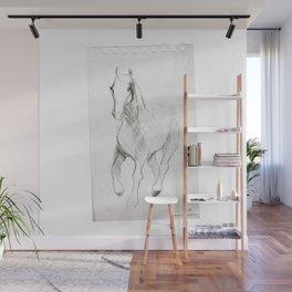 Horse (Notebook) Wall Mural