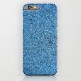 Rubber floor texture iPhone Case