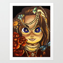 Mysticism Art Print