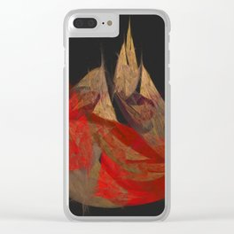 Boat Clear iPhone Case