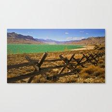 Shoshone Sands Canvas Print
