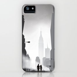 Love in New York iPhone Case