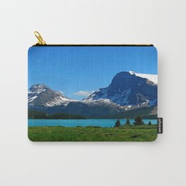 Bow Lake, Canadian Rockies Carry-All Pouch
