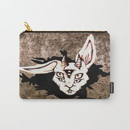 Rabbits Hole Carry-All Pouch