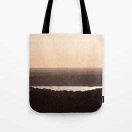 Modern Landscapes Tote Bag