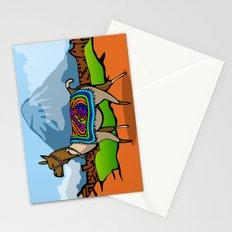 Lofty Llama Stationery Cards