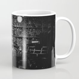 Storage for maps of Italy in Florence, Italy | Tuscany travel and analog photography | Fine art print Coffee Mug