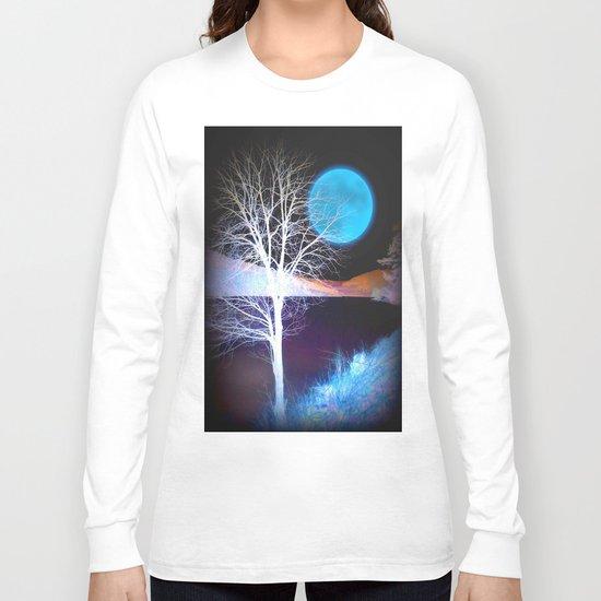 Moon Tree Long Sleeve T-shirt
