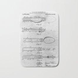 Folding cutlery tool Bath Mat
