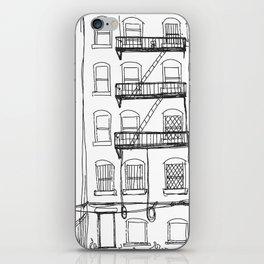Brooklyn Alley iPhone Skin