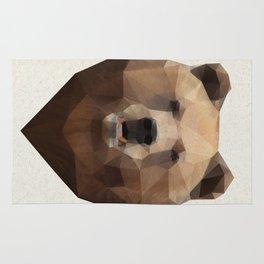 Bearrr Triangulation Rug