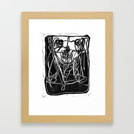Portrait IV Framed Art Print