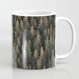 Forest camouflage Coffee Mug