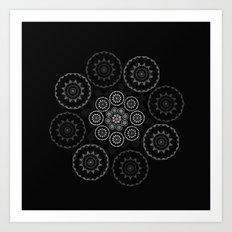 Nexus N°23bis Art Print