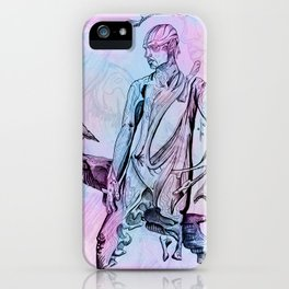 John and the Jackdaw iPhone Case