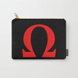 Ω omega Carry-All Pouch