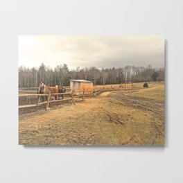 ranch dressing Metal Print