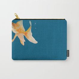 Fish & Bubbles Carry-All Pouch