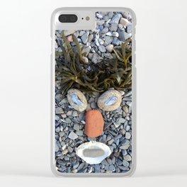 "EPHE""MER"" # 274 Clear iPhone Case"
